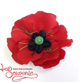 Hairpin Poppy PZ-1010