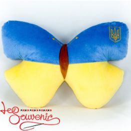 Pillow Ukrainian Butterfly SPI-1003