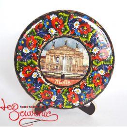Plate Lviv KRT-1003