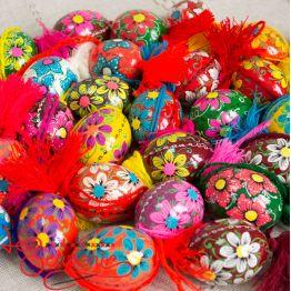 Colored Easter Egg SDI-1001