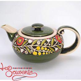 Чайник зелений SCC-1005