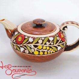 Чайник помаранчевий SCC-1007