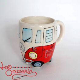 Чашка Retro Lviv SKG-1023