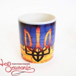 Чашка Трезубец SKG-1026
