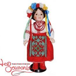 Лялька порцелянова Українка ULL-1005