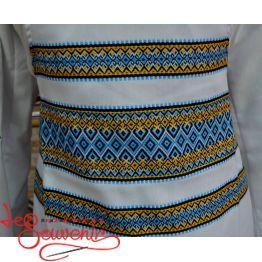 Embroidered Apron IN-1019