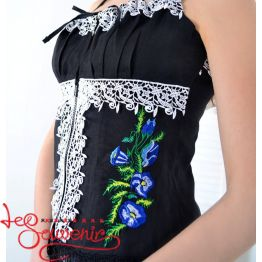Embroidered Corset IN-1008.1