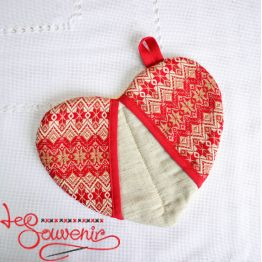 Embroidered Kitchen Potholder VKP-1001