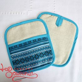 Embroidered Kitchen Potholder VKP-1008