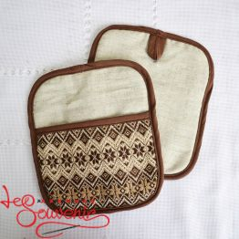 Embroidered Kitchen Potholder VKP-1009
