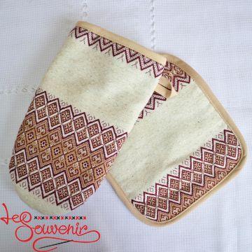 Набор перчатка и прихватка VKP-1012