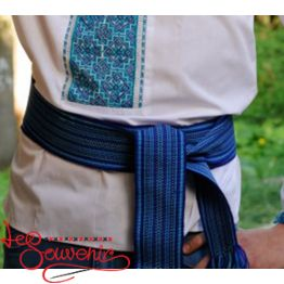 Embroidered Belt CK-1002