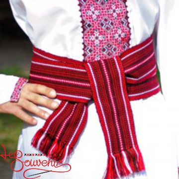 Embroidered Belt CK-1003