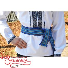 Embroidered Belt CK-1006