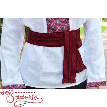 Embroidered Belt CK-1007