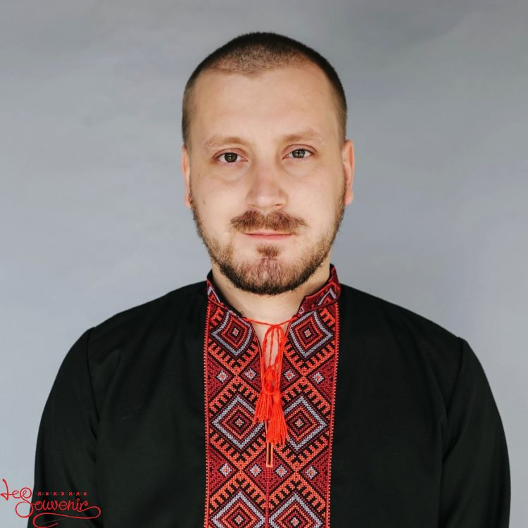 Вишиванка Галицький мотив VH-1019 2e4599c5420d4