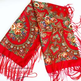 Colored Shawl UH-1033