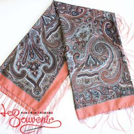 Colored Shawl UH-1037