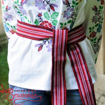 Embroidered Belt KIP-1002