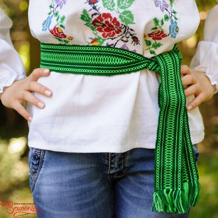 Embroidered Belt KIP-1003 a50e187450636