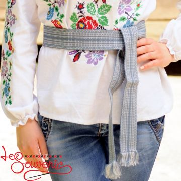 Embroidered Belt KIP-1005