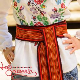 Embroidered Belt KIP-1006