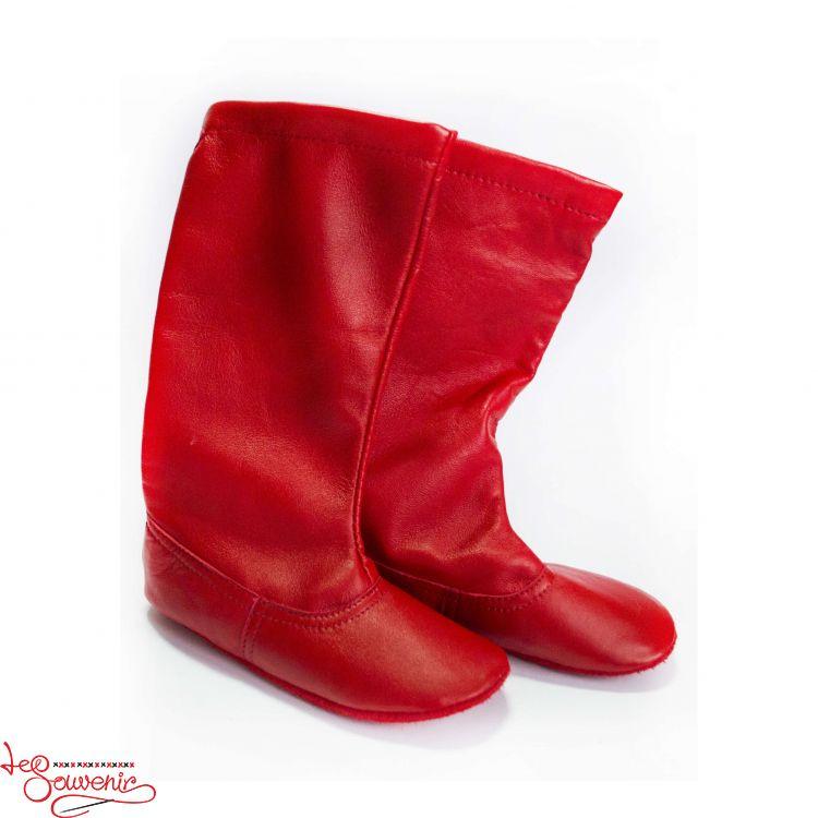Червоні чобітки VVV-1002 a5dd9114b66ae