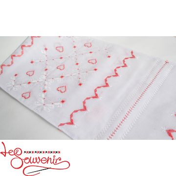 Embroidered Wedding Towel VR-1021