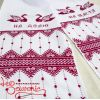 Embroidered Wedding Towel VR-1046