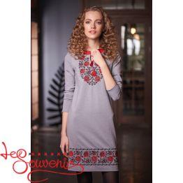Embroidered Dress Rose dew VSU-1003