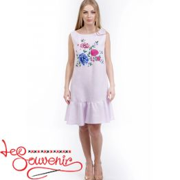 Embroiderd Dress VSU-1011