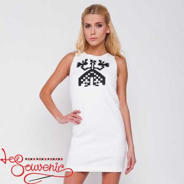 White Dress VSU-1012