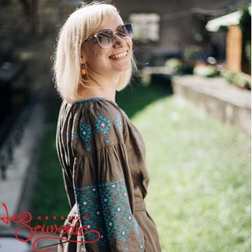 Embroidered Dress Women's passion VSU-1017