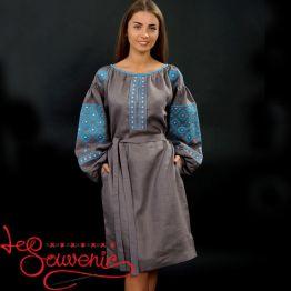 Вишита сукня Жіноча пристрасть VSU-1017