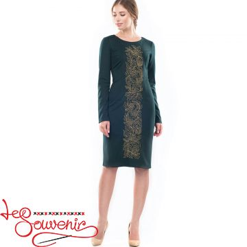 Embroidered Dress Zlata VSU-1019