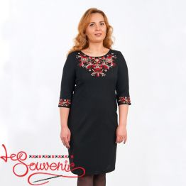 Dress Petrykivka Flower VSU-1025
