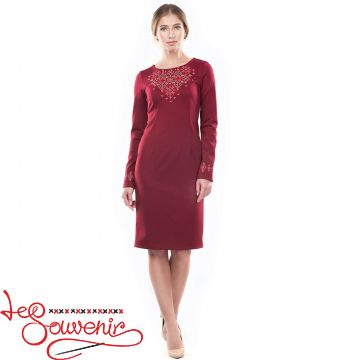 Embroidered Dress Vsemyla VSU-1036
