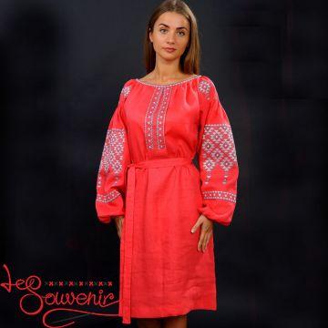 Вишита сукня Жіноча пристрасть VSU-1037