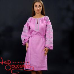 Embroidered Dress Olenka VSU-1053