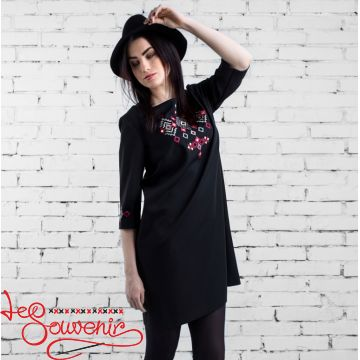 Black Dress Lelya VSU-1061