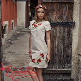 Dress Poppies VSU-1064