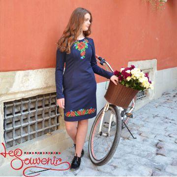 Вишита сукня Карпатський віночок VSU-1072