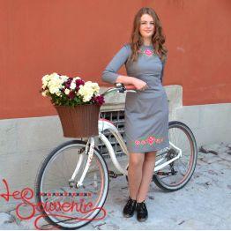 Вишита сукня Меланія VSU-1075