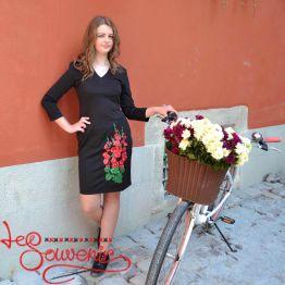 Вишита сукня Мальва VSU-1076