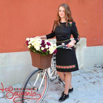 Вишита сукня Меланія VSU-1079