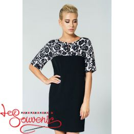 Black Dress  VSU-1081