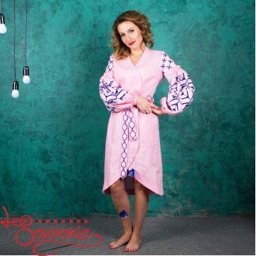 Embroidered Dress VSU-1087