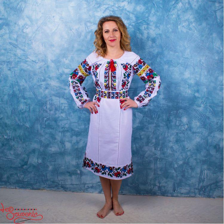 Вишита сукня Мальва VSU-1094 3ed7600354536