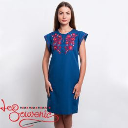 Embroiderd Dress VSU-1106