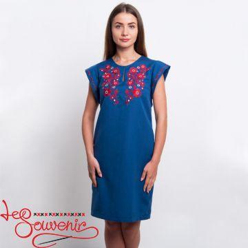 Вышитое платье VSU-1106